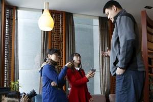 Yao Ming bantah beli Houston Rockets