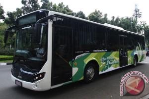 United Tractor jual 149 bus Scania, 56 untuk Transjakarta