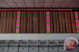 Bursa saham China dibuka turun