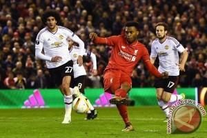 MU vs Liverpool tanpa gol pada babak pertama