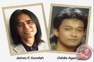 James F Sundah dan Oddie Agam gelar konser mini
