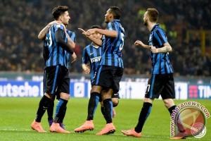 Inter Milan dekati Juventus di klasemen Liga Italia