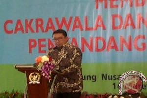 Pimpinan DPR resmikan pameran lukisan penyandang disabilitas