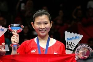 Indonesia pastikan satu tiket semifinal Australia Terbuka
