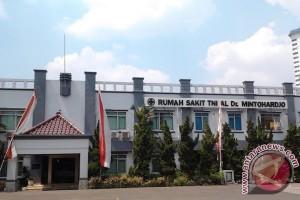 Ketua DPD layat Sulistyo di RS Polri