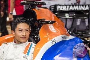 Rio Haryanto jajaki tim untuk F1 2017