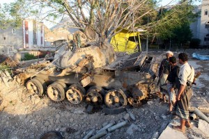 Lebih dari 100 tewas akibat serangan Arab Saudi di Yaman