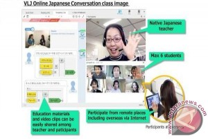 NTT Communications luncurkan program pelatihan bahasa Jepang online via panggilan video