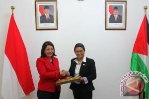 Retno Marsudi assures Indonesian mission in Palestine accomplished