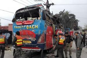 RS Pakistan kewalahan tangani korban ledakan truk bahan bakar