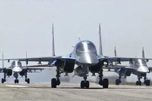 Rusia pamerkan peralatan untuk Suriah saat pawai militer