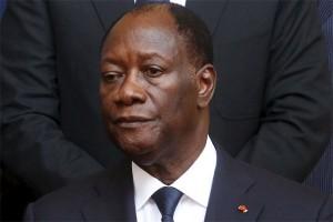 Presiden Pantai Gading pecat kepala militer, polisi, dan polisi militer