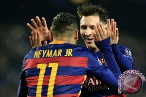"Messi bilang ""see you"", Neymar jawab ""i'll miss you mate"""
