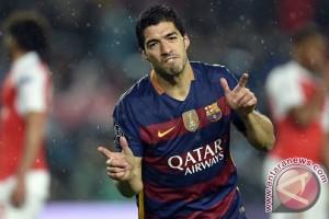 Suarez pemain tersubur La Liga 2015/2016