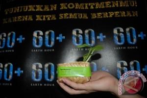 "PLN: konsumsi listrik turun saat ""Earth Hour"""