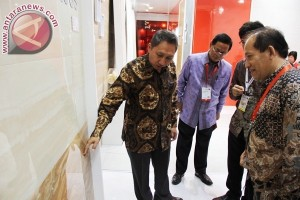 Penjualan naik 20 persen, industri keramik nasional prospektif