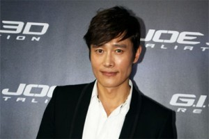 Lee Byung-hun aktor terbaik di Asian Film Awards