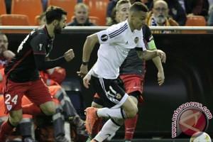 Valencia imbangi Alaves 1-1 di babak pertama