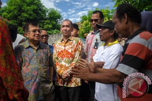 Wapres Dialog Dengan Nelayan