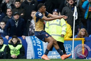 Susunan pemain West Ham vs Arsenal, Iwobi jadi starter