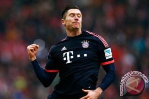 Lewandowski dan Robben bawa Bayern puncaki Bundesliga