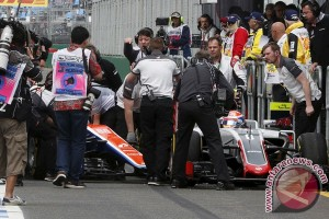 Ini susunan start Formula 1 GP Australia