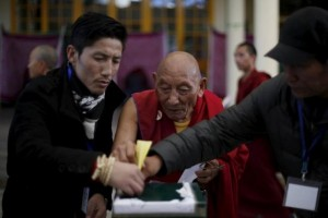 Exiled Tibetans to elect leader to sustain struggle against China