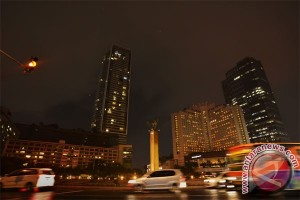 Earth Hour Padang