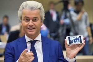 Politisi anti-Islam Belanda Geert Wilders dinyatakan bersalah dalam kasus diskriminasi