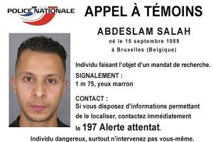 Polisi Belgia tahan dua orang terkait serangan Paris