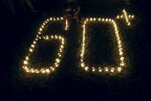 Jam Bumi kurangi beban listrik Bogor