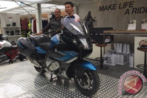 Motor BMW Rp980 juta ini hanya sebuah dijual di Indonesia