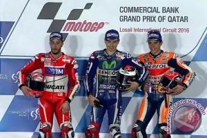 Hasil dan klasemen MotoGP