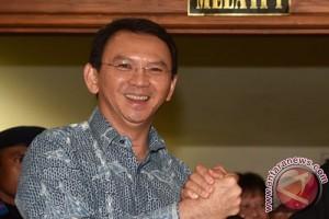 Survei: mayoritas publik DKI setuju Ahok maju lewat jalur partai