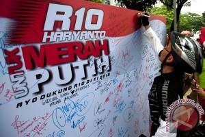 Dukungan Untuk Rio Haryanto