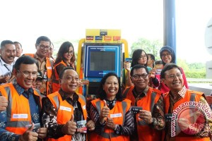 Launching Pembayaran Elektronik Tol