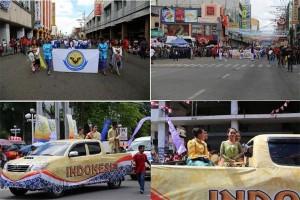 Misi budaya Indonesia meriahkan HUT ke-79 Kota Davao