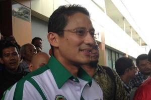 Sandiaga Uno ungkap pesan Prabowo Subianto (Video)