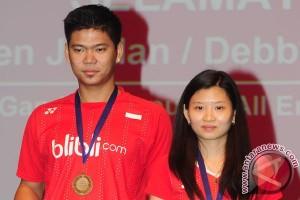 Praveen/Debby amankan 16 besar Kejuaraan Dunia 2017