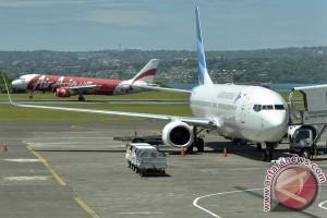 Puncak mudik via Bandara Ngurah Rai sehari sebelum Lebaran