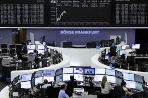 Indeks DAX-30 Jerman ditutup turun 0,50 persen