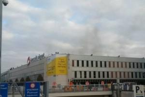 Bandara-bandara AS dijaga ketat pascabom Brussels