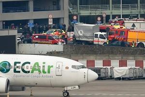 Para menteri Uni Eropa mendadak bahas Bom Brussels