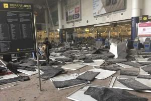 Bandara Brussel dibuka kembali tapi hanya terminal keberangkatan