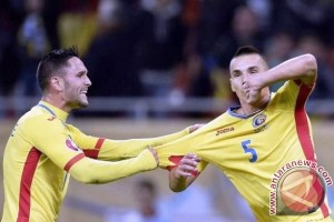 Euro 2016 - Susunan pemain Rumania vs Albania