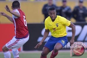Ekuador puncaki klasemen Kualifikasi Piala Dunia zona Conmebol