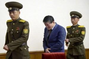 Curi rahasia militer, pria Korea-AS ditahan Korut