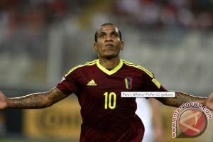 Copa America - Susunan pemain Meksiko vs Venezuela