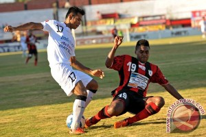 Yabes Roni tentukan Bali United menang 1-0 lawan Persipura