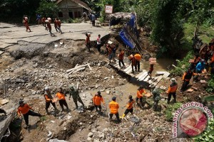 BPBD Banjarnegara: longsor kembali terjadi di Clapar